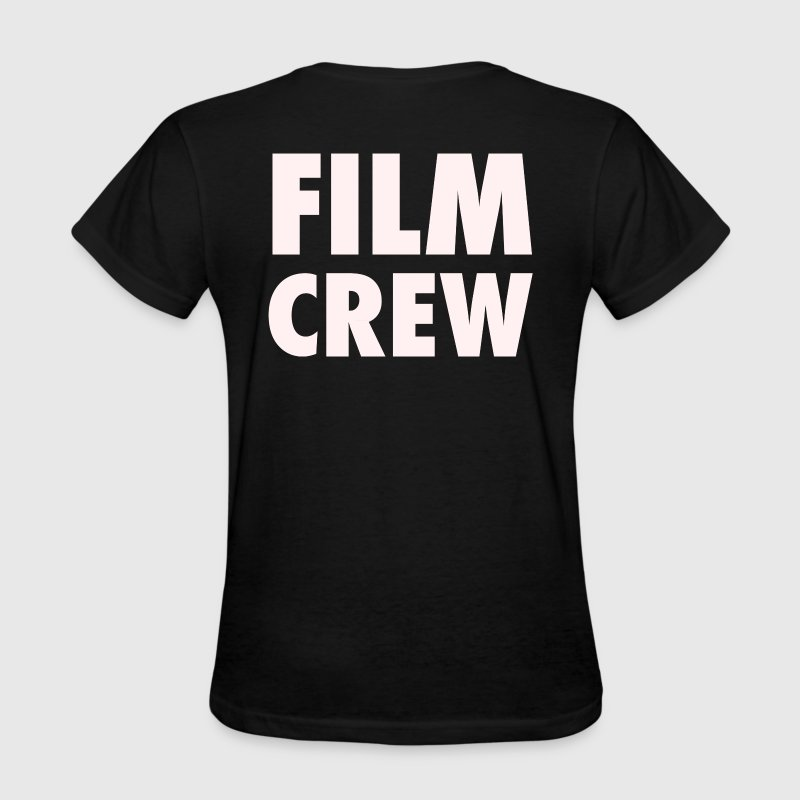 Film Crew - Women's T-Shirt