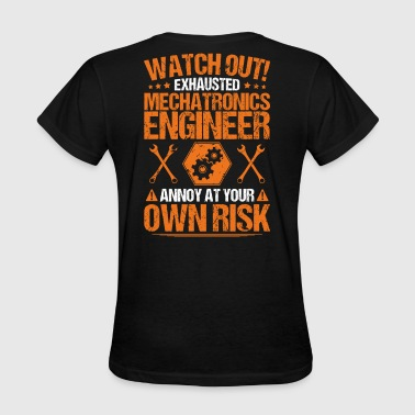 Mechatronics Engineer Mechatronics Engineer/Mechatronics Technician/Gift - Women's T-Shirt
