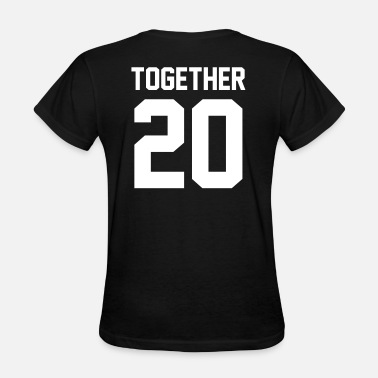 Together Since 2014 Together 20 - Women's T-Shirt