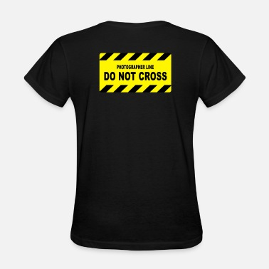 photographer line - Women's T-Shirt
