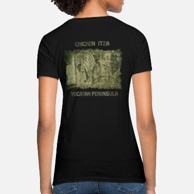 Chichen Itza Mayan - Women's T-Shirt