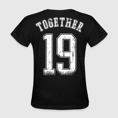 Anniversary Together Since 1965 - Women's T-Shirt