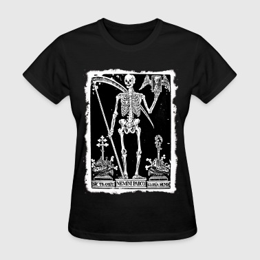 DEATH AND SANDCLOCK - Women's T-Shirt