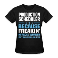 Production Scheduler   Womenu0026#39;s ...