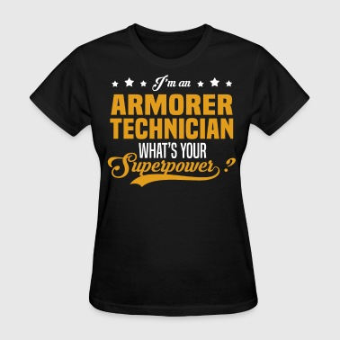 Armorer Technician - Women's T-Shirt