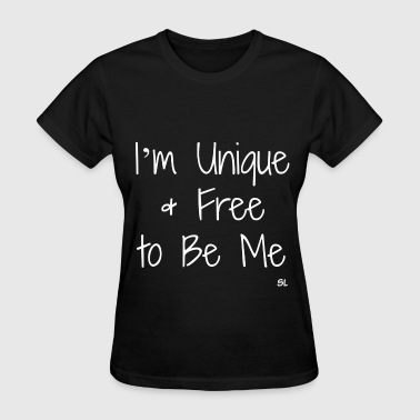 Empowered & Unique Tee - Women's T-Shirt