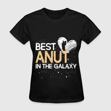 Best Aunt in the galaxy - Women's T-Shirt