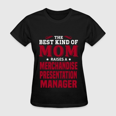 Merchandise Presentation Manager - Women's T-Shirt
