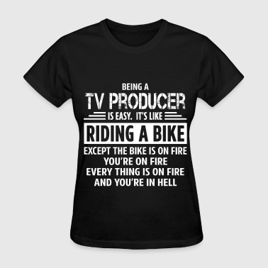 TV Producer - Women's T-Shirt