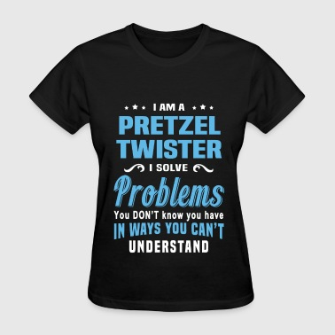 Pretzel Twister - Women's T-Shirt