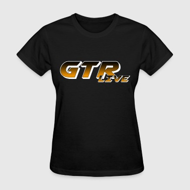 orange Large Logo - Women's T-Shirt
