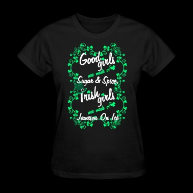 Good Girl Irish Girl Shirt - Women's T-Shirt