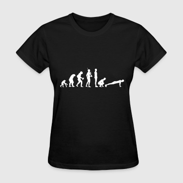Evolution Training Lifting - Women's T-Shirt