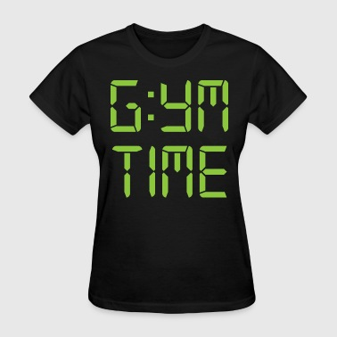 Gym Time - Women's T-Shirt