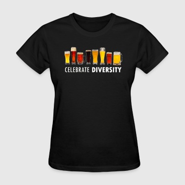 Celebrate Beer Diversity - Women's T-Shirt