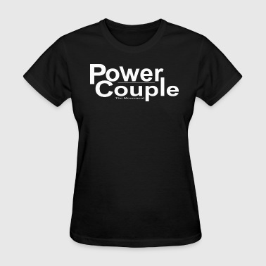 Women's Power Couple Tee - Women's T-Shirt