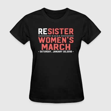 Women's March 2018 - Women's T-Shirt