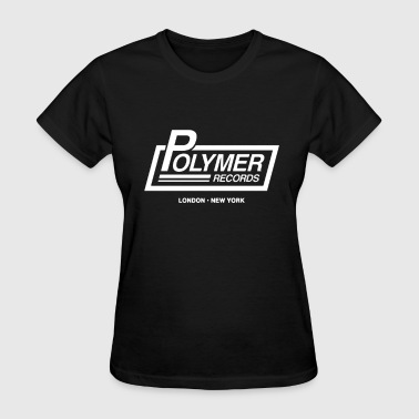 POLYMER RECORDS SPINAL UNOFFICIAL TAP - Women's T-Shirt