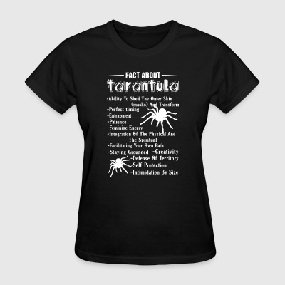 Fact About Tarantula Shirt - Women's T-Shirt