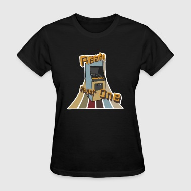 Ready Player One - Women's T-Shirt