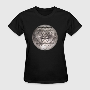 Sacred Moon - Women's T-Shirt