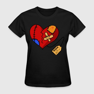 Broken Heart - Women's T-Shirt