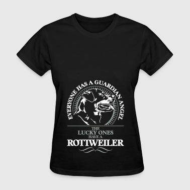 GUARDIAN ANGEL ROTTWEILER - Women's T-Shirt