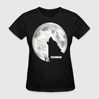 BARK AT THE MOON - Women's T-Shirt