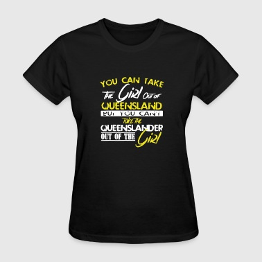 Queensland Girl Shirt - Women's T-Shirt