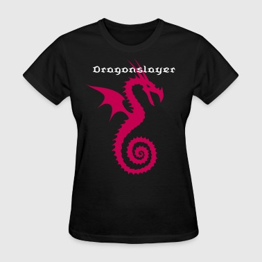 Dragon Tribal Tattoo 18 - Women's T-Shirt