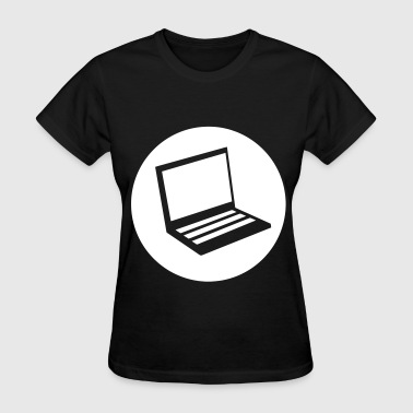 Laptop Computer - Women's T-Shirt