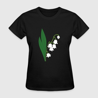 lily of the valley - Women's T-Shirt