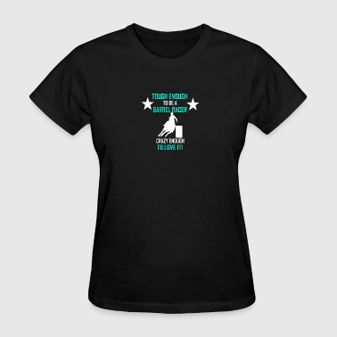 BARREL RACER - Women's T-Shirt
