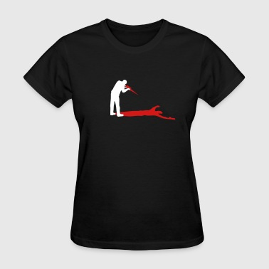 Shadow Hostage - Women's T-Shirt