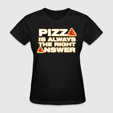 Pizza. - Women's T-Shirt