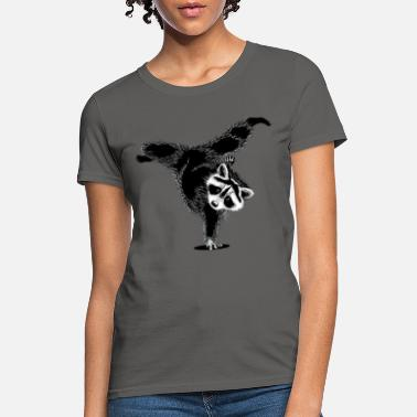 raccoon - Women's T-Shirt
