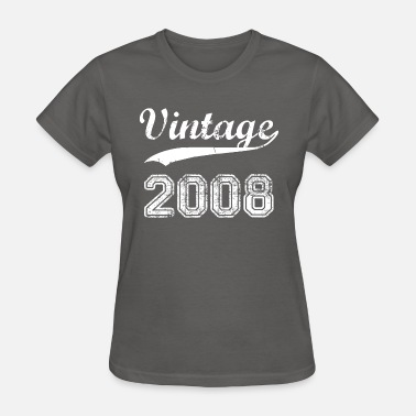 Born In 2008 2008 - Women's T-Shirt