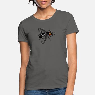 Fly Insect Fly, insect - Women's T-Shirt