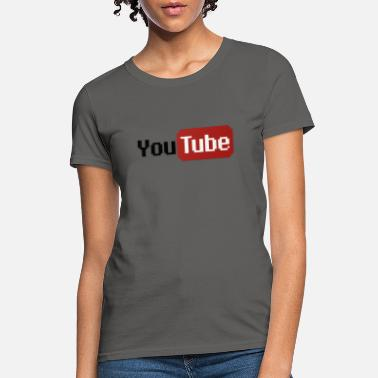 My YouTube Logo Thing Because I Have Nothing Else! - Women's T-Shirt
