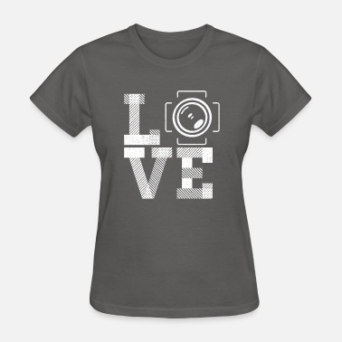 Photography Love Photography - Women's T-Shirt