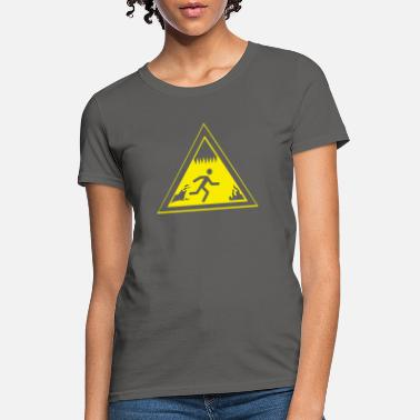 Warn warning - Women's T-Shirt
