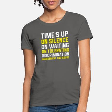 Times Time's up T-Shirt - Women's T-Shirt