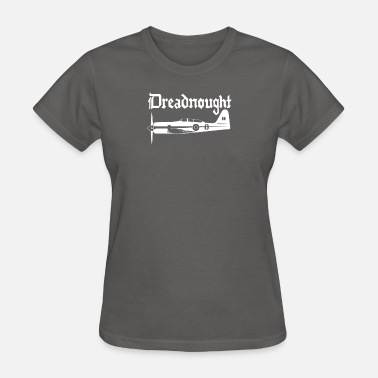 8 Track Dreadnought Race 8 Reno Air Racer Decal SEA FURY A - Women's T-Shirt