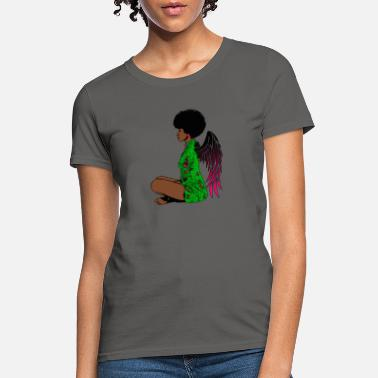Ángel Angel2 - Women's T-Shirt