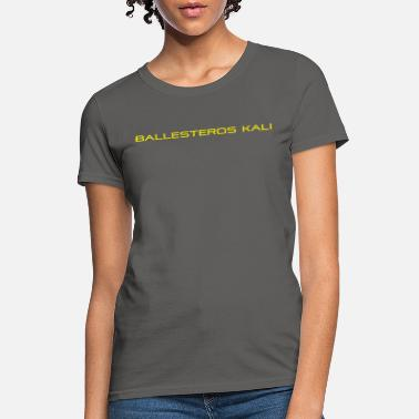 Ballesteros Kali Apparel Yellow - Women's T-Shirt