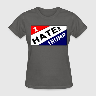 I Hate tRUMP pix. - Women's T-Shirt