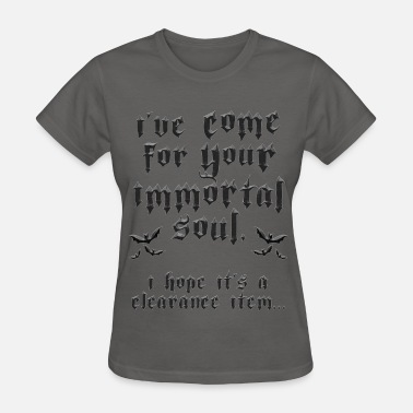 Persephone Immortal Soul - Persephone Productions - Women's T-Shirt