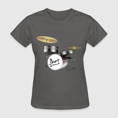 Drum Kit - Women's T-Shirt