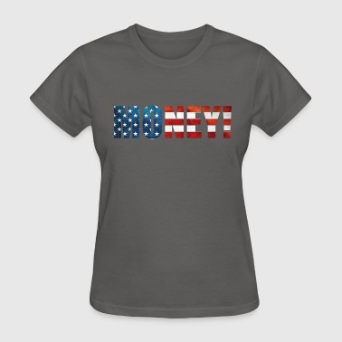 Money - Women's T-Shirt