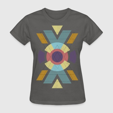geometric - Women's T-Shirt
